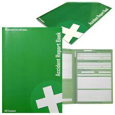 Registro de Escuela Oficina Accident registro de registros médicos Report Libro-compatible con SMS