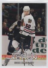 2003-04 In the Game Action Fall Expo #200 Igor Radulov Chicago Blackhawks Card