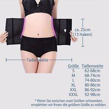 Bauchweggürtel Waist Trainer Cincher Body Shaper Korsett Figurformer Mieder