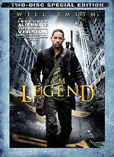 I Am Legend (DVD, 2008, 2-Disc Set, Special Edition)