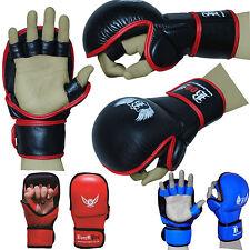BooM MMA Sparring Gloves Muay Thai Kick Boxing Punch Bag Martial Arts Training