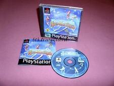 Ps1 _ THE AMAZING Virtual Sea-MONKEYS _ PRIMA EDIZIONE difetti _ 1000 giochi nel negozio
