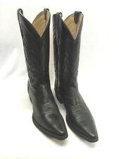 Herren Circle G Stiefel-schwarz spitz zulaufend Style L5127