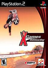PlayStation2 : ESPN X Games: Skateboarding VideoGames