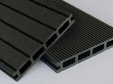 WPC Terrassendiele Basic Line dunkelgrau – beidseitig - 20x146mm