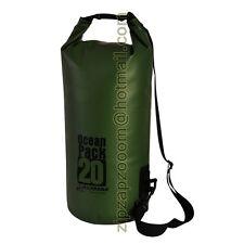 Karana Ocean Travel Dry Day Pack Waterproof Kayak Bag Shoulder Rucksack 20L