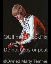 JAMES HONEYMAN SCOTT PHOTO THE PRETENDERS 1981 Concert Photo by Marty Temme 1D