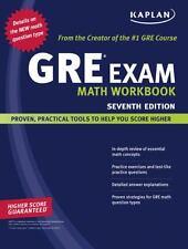 Kaplan GRE Exam Math Workbook (2008, Paperback, Workbook)