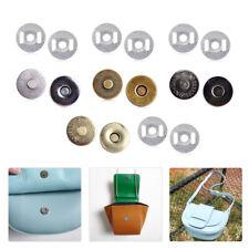 18mm Magnetverschluss Nähen Magnetknopf Knopf DIY Magnet Druckknöpfe Handtasche