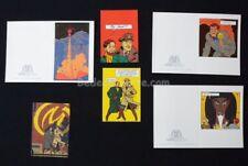 Lot Cartes Postales JACOBS BLAKE et MORTIMER (102)