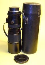 RMC TOKINA MACRO 100-300mm 1:5 for Minolta M very good!