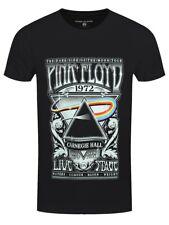 """Burnout Camiseta-Nuevo Y Oficial! Pink Floyd Carnegie Hall/""""/"""" Azul"""