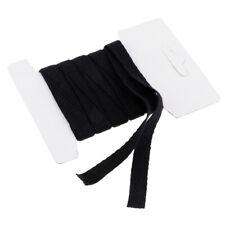Cotton Canvas Webbing Fabric Belt Strap Bag Clothes Embellishment 10mm Wide