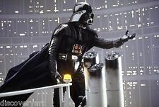 Star Wars Darth Vader Stretched Canvas Wall Art Movie Poster Print Luke Skywalke
