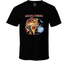 Scorpion Vs. Sub Zero - Mortal Kombat Video Game T Shirt