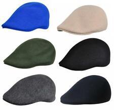 KANGOL Hat 507 Wool Flat Cap Seamless K0875FA Winter Cap Various Colours S - XL