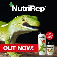 OFFRE: nutrirep blanc python-complete Calcium / MULTI-VIT Suppl W.Bêta-carotène