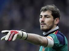 Iker Casillas Real Madrid Spain Goalkeeper Huge Giant Print POSTER Plakat
