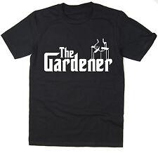 Il giardiniere-Divertente T-Shirt - Padrino spoof-Molti Colori