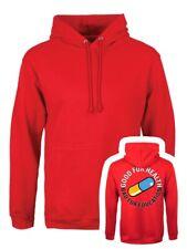 Capsule Gang Men's Red Hoodie