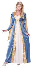 Adult Maid Marian Elegant Empress Renaissance Medieval Costume