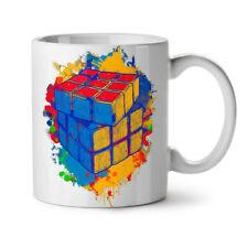 Cube jeu nouveau Thé Blanc Tasse de Café 11 OZ (environ 311.84 g) | wellcoda