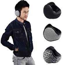 Men Foldable Earmuff Winter Ear Muff Wrap Band Warmer Earlap Warm Earmuffs