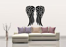 Angel Wings Inspired Design Flying Home Decor Wall Art Decal Vinyl Sticker