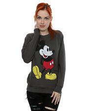 Disney Damen Mickey Mouse Classic Kick Sweatshirt
