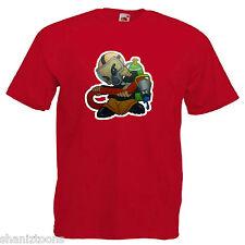 Bombero De Bombero Para Hombre T Shirt 12 Colores Talle S - 3xl