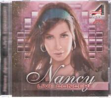 Nancy Ajram: Alf Lela, Awel Mara, Lama Rah el Sabr, Sa'alouni~ Classic Arabic CD