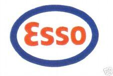 ESSO GASOLINE VINYL STICKER (A468)