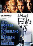 LAST DAYS OF FRANKIE THE FLY rare Action dvd KIEFER SUTHERLAND Dennis Hopper 90s
