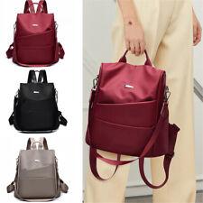 Multifunctional Waterproof Oxford Anti Theft Large Capacity Lady Women Backpack