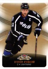 2015-16 Fleer Showcase Hockey Choose Your Cards