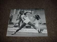 Tessa SANDERSON  Athletics JAVELIN   Original PRESS  Photo  11/8/1978