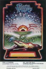 66404 Pacific Vibrations Jock Sutherlan Rolf Aurness, Wall Print Poster CA