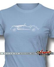 Morgan 4 - 4 1936 Roadster T-Shirt for Women - Multiple Colors Sizes British Car