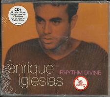 ENRIQUE IGLESIAS Rhythm/ Bailamos MIX & VIDEO CD Single