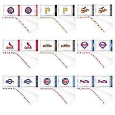 nEw MLB BASEBALL TEAM Bedding Accessories SHEET SET - Sports Sheets Decor