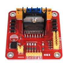 L298-Based Stepper/DC Motor Driver Board; Arduino L298N Controller Module USA