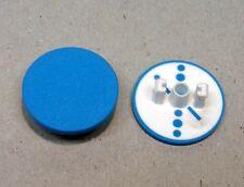 Moeller RMQ22 Einlegeschild für Drucktaster Blau Blanko  NEU
