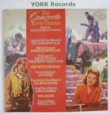 GEOFF LOVE - Big Concerto Movie Themes - Excellent Condition LP Record MFP 5261