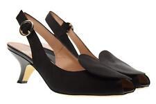 Ovye scarpe donna sandali AV 1402 NERO P18