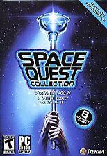 Space Quest Collection - PC by VIVENDI JEUX PC