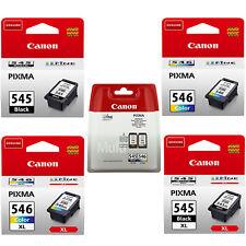 Canon 545/546 & 545XL/546XL Noir & Tricolour Cartouche d'encre pour Pixma iP2850