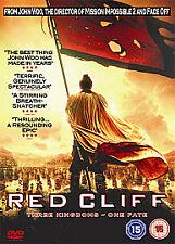 Red Cliff (DVD, 2009) FREEPOST 5017239196270
