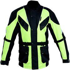 Motorcycle motorbike textile men's biker's jacket CE armours Waterproof jacket