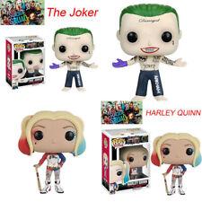FUNKO POP Suicide Squad Movie Harley Quinn Vinyl Bobble Figure Toy Xmas Gift