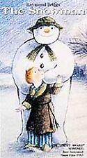 The Snowman Raymond Briggs VHS Tape